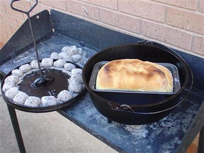 Camp Oven Cooking In Australia
