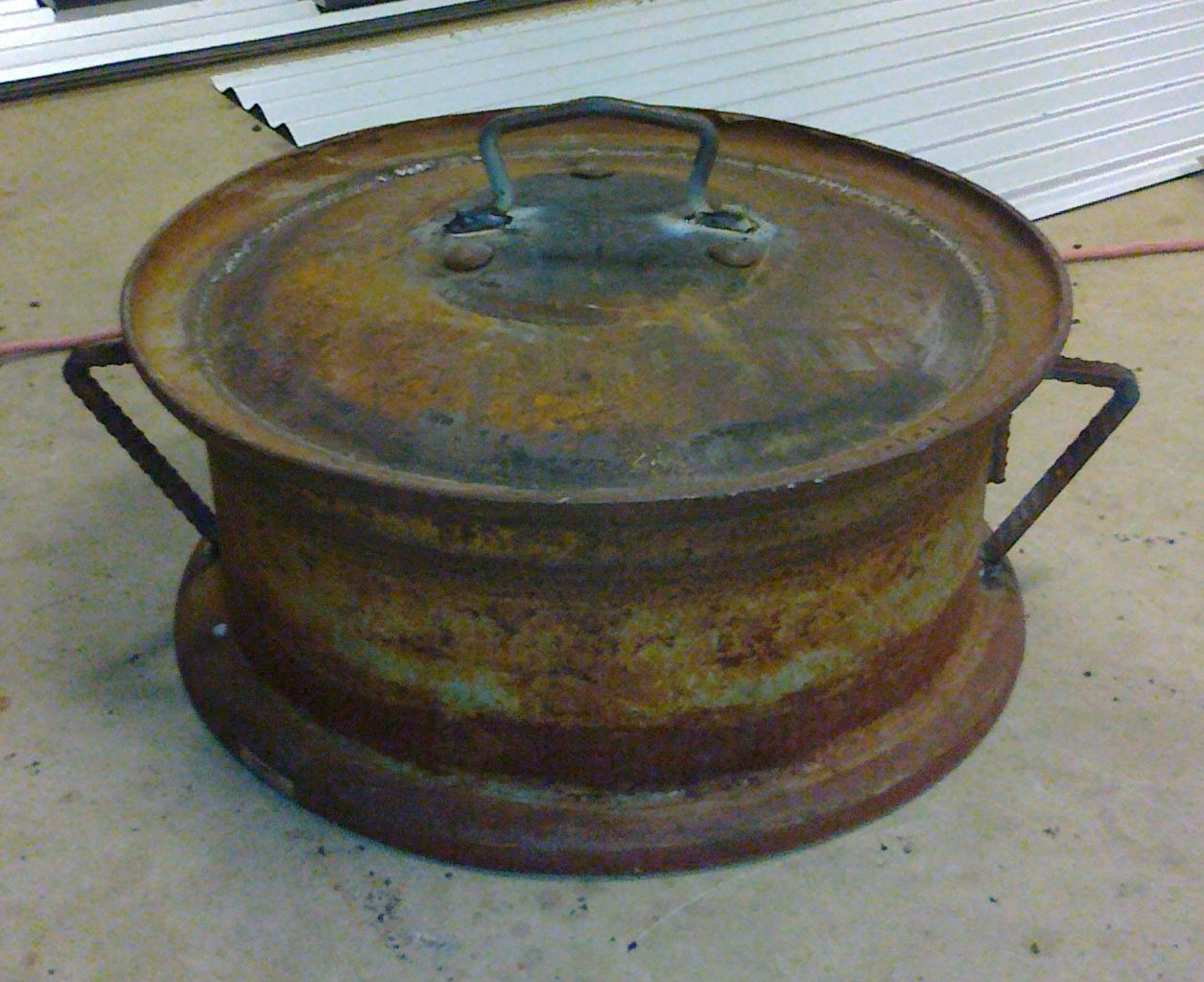 Camp oven cooking and camping in australia chat forums for Diy cooking stove